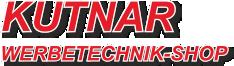 Kutnar Werbetechnik Shop-Logo